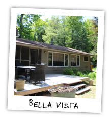 Bella Vista - Kennisis Lake