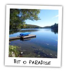 Bit O Paradise Cottage