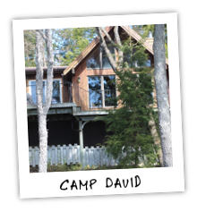 Camp David - Kennisis Lake - Haliburton Ontario