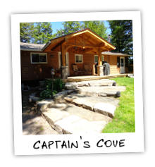 Captain's Cove - Kennisis Lake