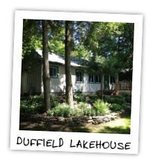 Duffield Lodge on Twelve Mile Lake - Haliburton Highlands