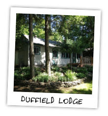 Duffield Lodge on Twelve Mile Lake - Haliburton Highlands