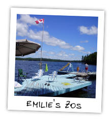 Emilie's Zos - Kennisis Lake