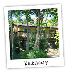 Kilkenny Cottage on Kennisis Lake