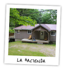 Little Hacienda - Kennisis Lake - Haliburton Highlands Ontario