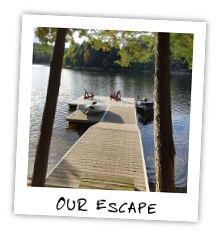Our Escape - Kennisis Lake - Haliburton Highlands