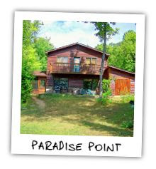 Paradise Point on Redstone Lake