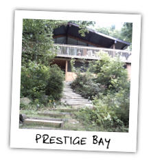 Prestige Bay Cottage on Little Kennisis Lake