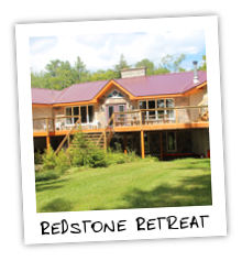 Redstone Retreat - Redstone Lake