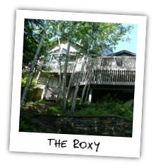 The Roxy on Kennisis Lake