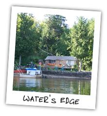 Water's Edge Cottage
