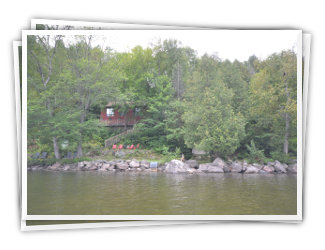Serenity Shores on Haliburton Lake