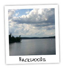 Backwwods - Kennsis Lake - Haliburton HIghlands Ontario