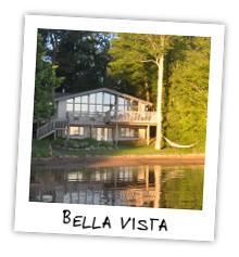 Bella Vista on the Beach - Kennisis Lake