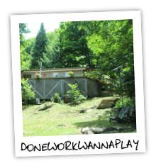 DoneWorkWannaPlay on Little Kennisis Lake - Haliburton Highlands