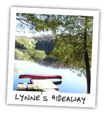 Lynne's Hideaway - Cruiser Lake - Haliburton Highlands Ontario