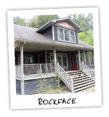 Rockface - Kennisis Lake - Haliburton Highlands Ontario