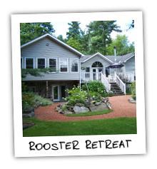 Rooster Retreat on Redstone Lake - Haliburton Highlands