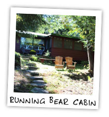 Running Bear Cabin