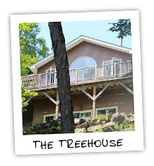 The Treehouse - Percy Lake - Haliburton Highlands