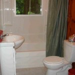 Just renovated 4-piece bathroom.