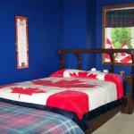 2nd bedroom. 1 double, 1 single.