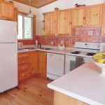 Well equipped kitchen with all the amenities including dishwasher and microwave. Pure drinking water from deep-drilled well.