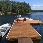 Large dock