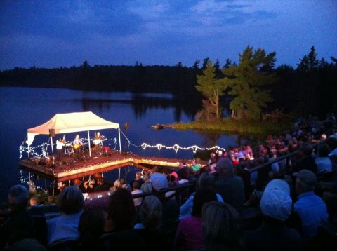 The Forest Festival at Bone Lake featuring Jim Cuddy