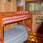 3rd bedroom bunks