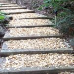 Nature-friendly steps to the water
