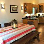 Full kitchen with pantry, dishwasher, new extra large fridge