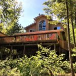 A fabulous newly renovated 2,200 square foot cottage on gorgeous Kennisis Lake