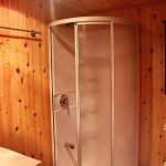 The 3 – piece bathroom with shower