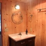 3 – piece bathroom vanity