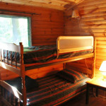 Bedroom 2: bunks