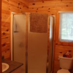 Cabin, 3 piece bathroom