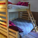 Bunk room (with queen on the bottom)