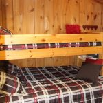 2nd bedroom, Bunks