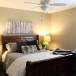 3rd bedroom, queen