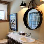 Downstairs bathroom, 3 - piece