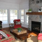 Fabulous Haliburton Room with gas fireplace