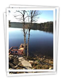The Phoenix - Little Kennisis Lake - Haliburton, Ontario