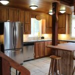Full kitchen, dishwasher and lots of extras