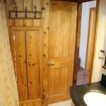 2nd bathroom, 4 – piece, upstairs