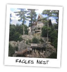 Eagles Nest - Little Kennisis Lake - Haliburton Highlands