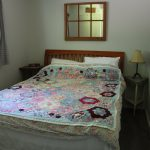 3rd bedroom, upstairs a queen
