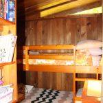 3rd bedroom, Bunks