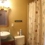 Lower Level bathroom, also 3 piece