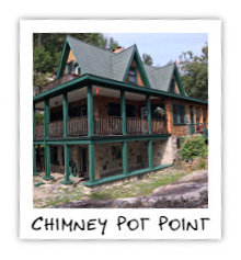 Chimney Pot Point - Redstone Lake - Haliburton Ontario
